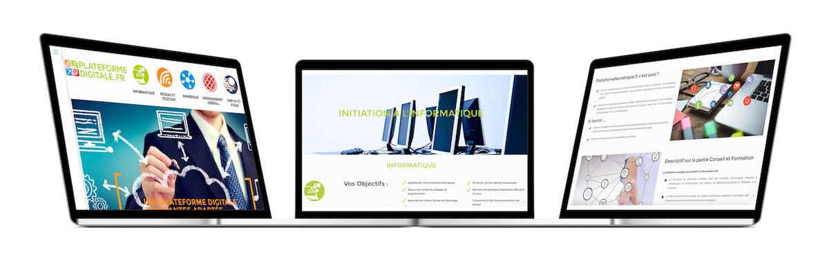 site web centre de formation